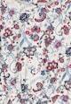 Pepe Jeans London Bluza alba lunga cu imprimeu Mimi Fete